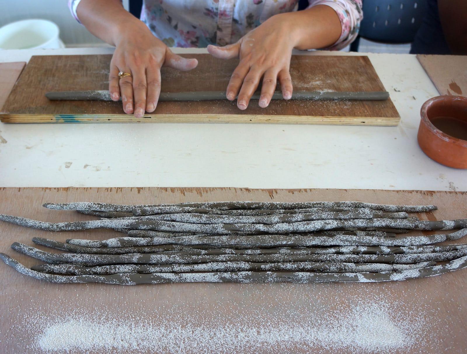The Bundles Project - JanetLines Ceramics